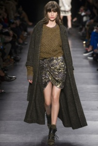 Isabel Marant AW 2014: PFW Highlight