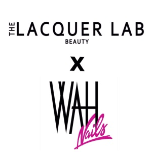 The Lacquer Lab x WAH Nails x Topshop