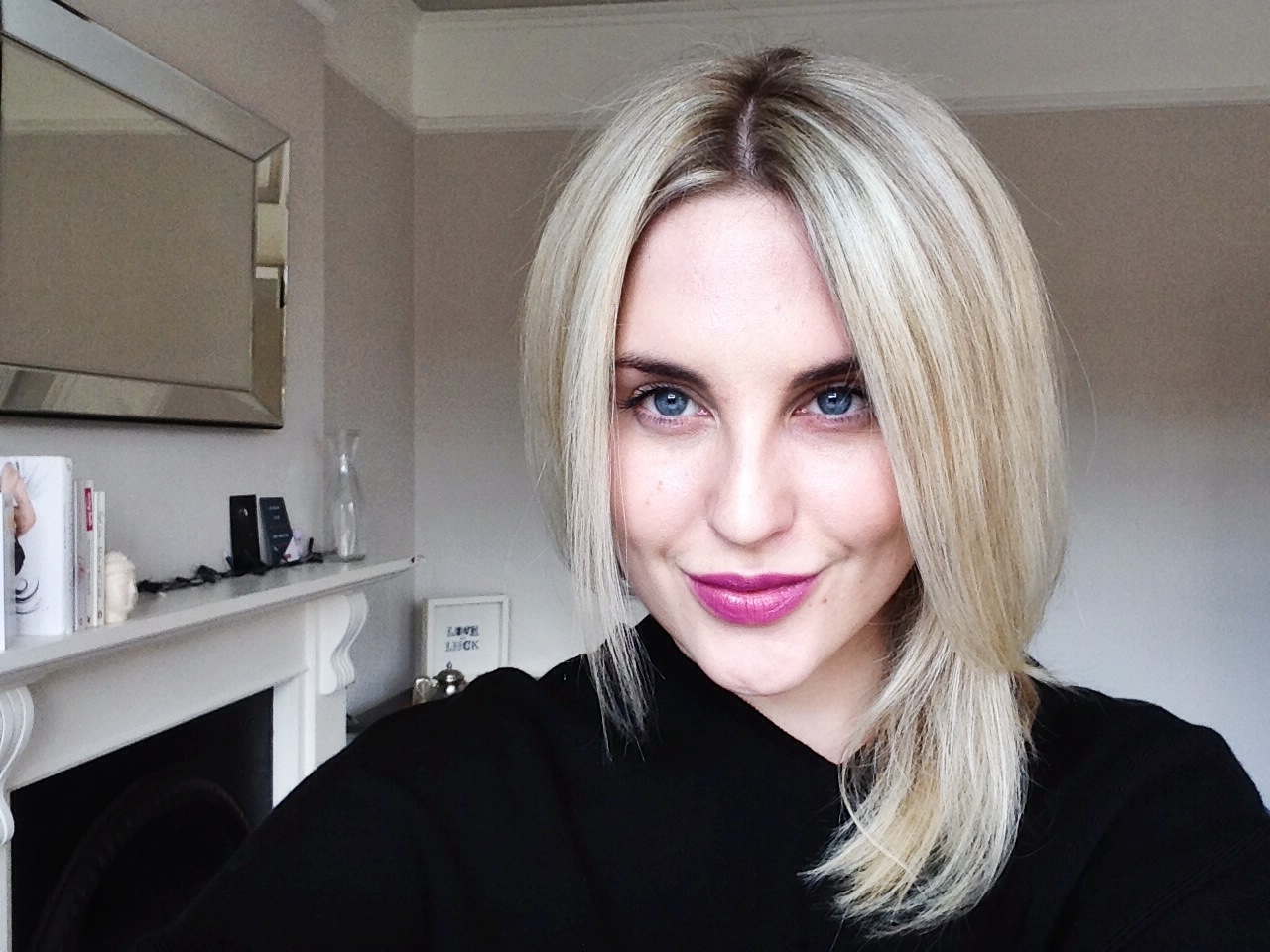 My Blonde Swedish Ambition Cut Amp Colour With Andrew Jose